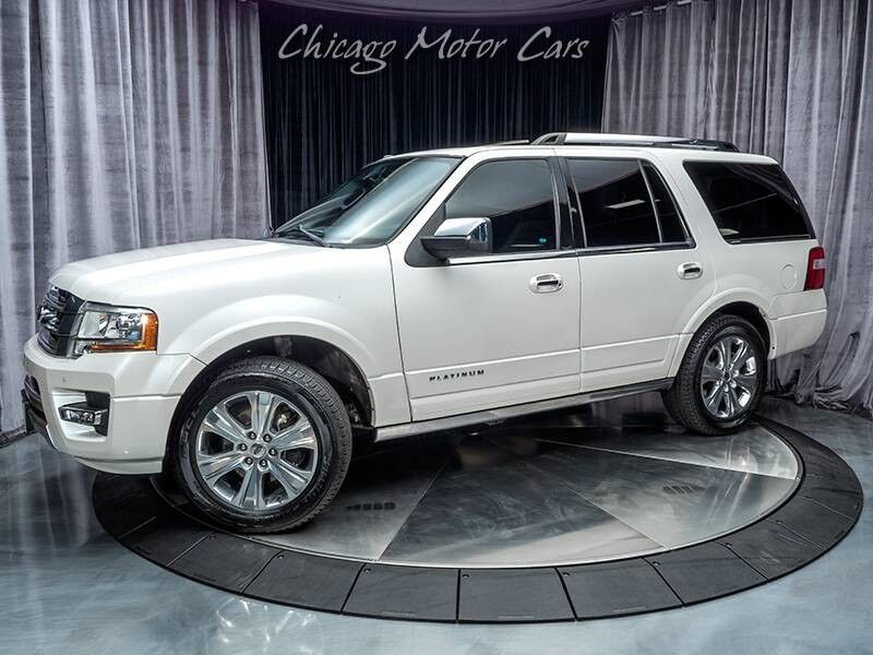 2016_Ford_Expedition_Platinum_ Chicago IL