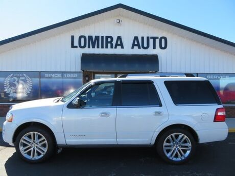 2016 Ford Expedition Platinum Lomira WI