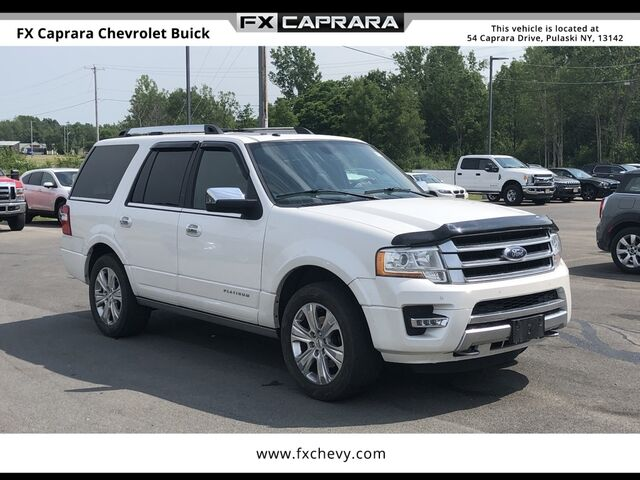 2016 Ford Expedition Platinum Watertown NY