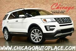 2016_Ford_Explorer-4WD_Limited - 3.5L V6 CYLINDER ENGINE 4 WHEEL DRIVE NAVIGATION BACKUP CAMERA BEIGE LEATHER HEATED/COOLED SEATS PANO ROOF POWER 3RD ROW SEATING XENONS_ Bensenville IL