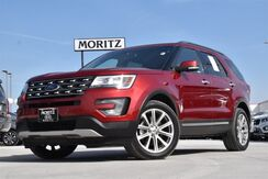 2016_Ford_Explorer_Limited 3rd Row_ Fort Worth TX