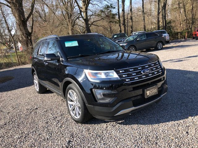 2016 Ford Explorer Limited 4WD Charlotte NC