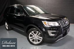 Ford Explorer Limited 4WD, Navigation System, Rear-View Camera, Bluetooth Streaming Audio, Sony Premium Sound, Ventilated Leather Seats, 3RD Row Seats, Dual-Panel Power Sunroof, 20-Inch Alloy Wheels, 2016