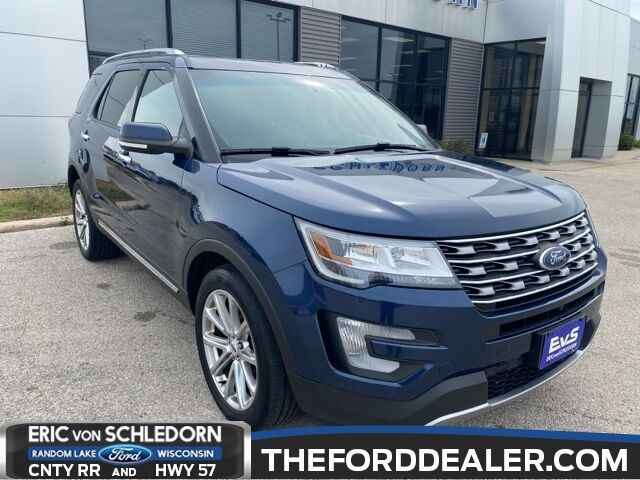 2016 Ford Explorer Limited Milwaukee WI