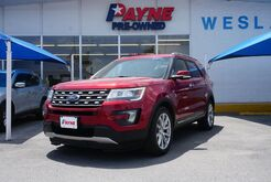 2016_Ford_Explorer_Limited_ Mission TX