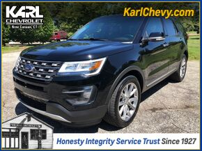 2016_Ford_Explorer_Limited_ New Canaan CT