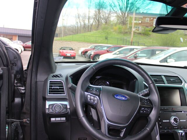 2016 Ford Explorer Limited Roanoke VA