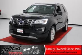 2016_Ford_Explorer_Limited_ Waite Park MN