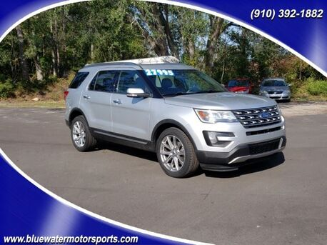 2016_Ford_Explorer_Limited_ Wilmington NC