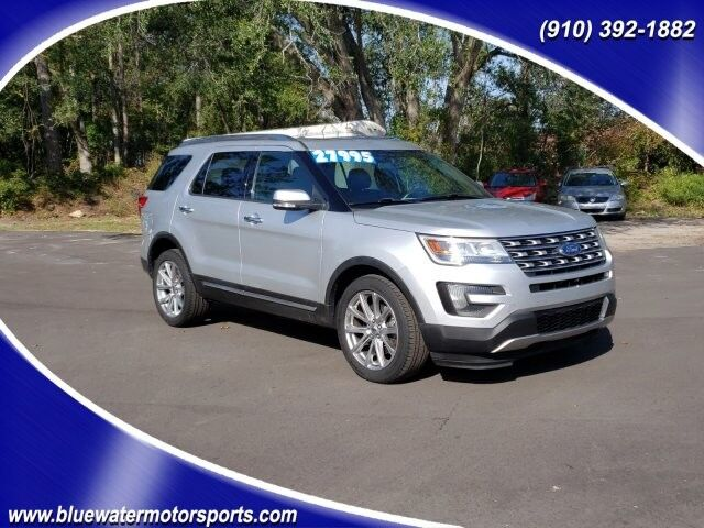 2016 Ford Explorer Limited Wilmington NC