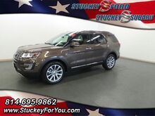 2016 Ford Explorer Limited Altoona PA