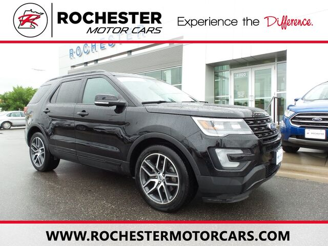 2016 Ford Explorer Sport Clearance Special Rochester MN ...