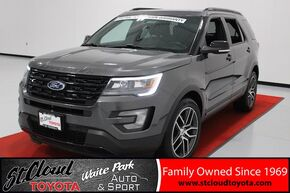 2016_Ford_Explorer_Sport_ Waite Park MN
