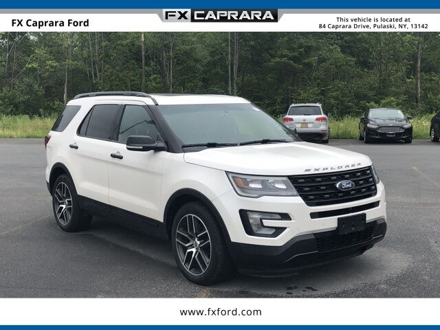 2016 Ford Explorer Sport Watertown NY
