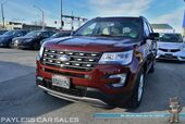 2016 Ford Explorer XLT / 4X4 / 2.3L Ecoboost / Front Power Seats / Dual Sunroof / Blind Spot Alert / Microsoft Sync Bluetooth / Back Up Camera / Auto Start / 3rd Row / Seats 7 / Push Button Start / 26 MPG