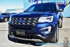 2016_Ford_Explorer_XLT / AWD / Power & Heated Leather Seats / Heated Steering Wheel / Navigation / Auto Start / 3rd Row / Seats 7 / Microsoft Sync Bluetooth / Back-Up Camera / Tow Pkg / 1-Owner_ Anchorage AK