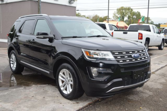 2016 Ford Explorer XLT FWD Houston TX