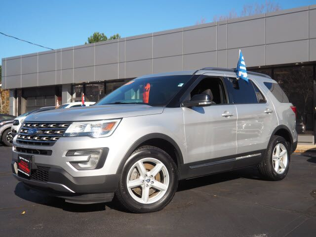 2016 Ford Explorer XLT Lexington MA
