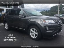 2016_Ford_Explorer_XLT_ Raleigh NC