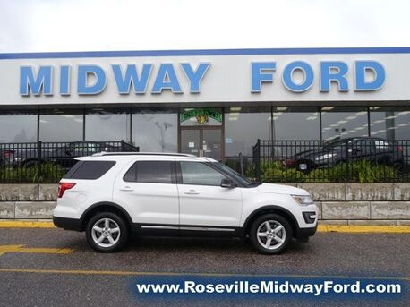 2016_Ford_Explorer_XLT_ Roseville MN