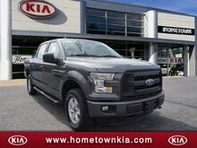 2016_Ford_F-150_4WD SUPERCREW 145  XL_ Mount Hope WV