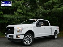 2016_Ford_F-150_4WD SuperCrew 157 XLT_ Pembroke MA