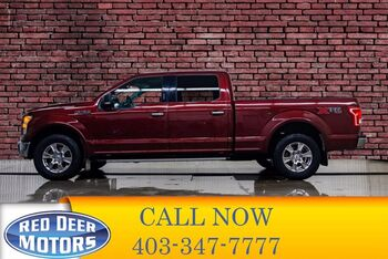2016_Ford_F-150_4x4 Super Crew XLT XTR Long Box Nav BCam_ Red Deer AB