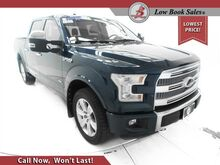 2016_Ford_F-150_CREW CAB 4X4 PLATINUM 3.5 ECOBOOST_ Salt Lake City UT