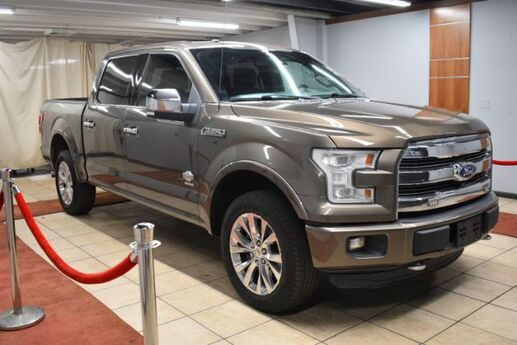 2016 Ford F-150 King-Ranch SuperCrew 5.5-ft. 4WD Charlotte NC