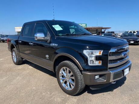 2016 Ford F-150 King-Ranch SuperCrew 5.5-ft. 4WD Laredo TX