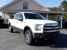 2016_Ford_F-150_LARIAT SUPERCREW 4X4 ECOBOOST!! LOADED WITH ALL THE OPTIONS!!_ Charlotte NC