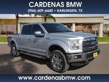 2016_Ford_F-150_Lariat_ Brownsville TX