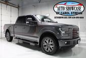 2016 Ford F-150 Lariat FX4 Sport Appearance Pkg