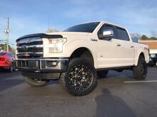 2016_Ford_F-150_Lariat_ Raleigh NC
