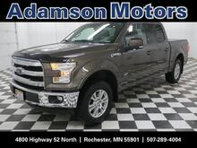 2016_Ford_F-150_Lariat_ Rochester MN