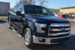 2016_Ford_F-150_Lariat SuperCrew 5.5-ft. Bed 2WD_ Houston TX