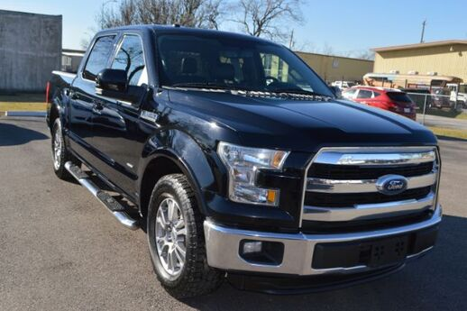2016 Ford F-150 Lariat SuperCrew 5.5-ft. Bed 2WD Houston TX