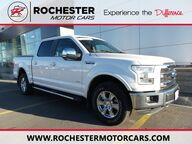 2016 Ford F-150 Lariat Twin Panel Moonroof Rochester MN