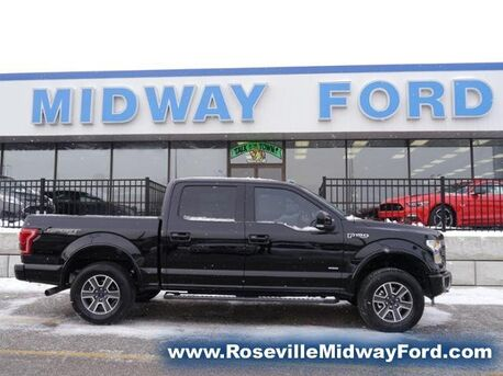 2016_Ford_F-150_Lariat_ Roseville MN