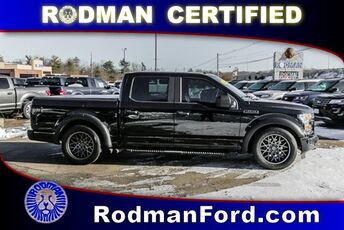 2016 Ford F-150 RODMAN CUSTOMS Boston MA