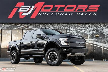 2016 Ford F-150 Shelby Supercharged 700HP Tomball TX