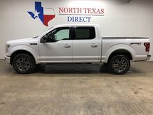 2016_Ford_F-150_Sport Premium 4x4 Crew Short Bed Camera Bluetooth_ Mansfield TX