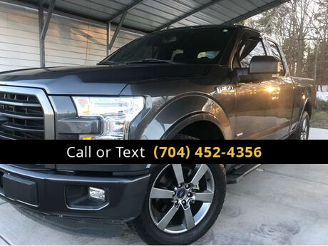 2016 Ford F-150 XL SuperCab 6.5-ft. Bed 2WD Charlotte and Monroe NC
