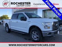 2016_Ford_F-150_XLT 2.7L V6  Tow Pkge_ Rochester MN