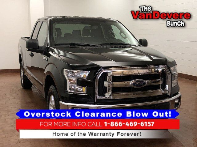2016 Ford F 150 Xlt Akron Oh
