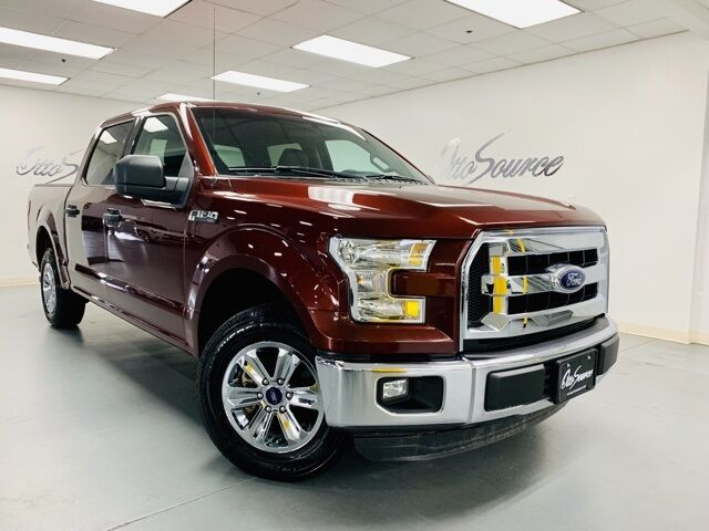 2016 Ford F-150 XLT Dallas TX