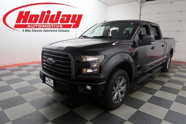 2016 ford f 150 xlt fond du lac wi 26089508. Black Bedroom Furniture Sets. Home Design Ideas