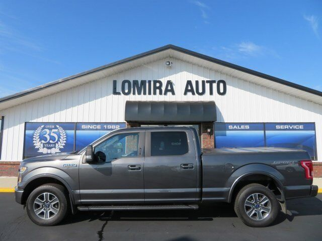 2016 Ford F-150 XLT Lomira WI