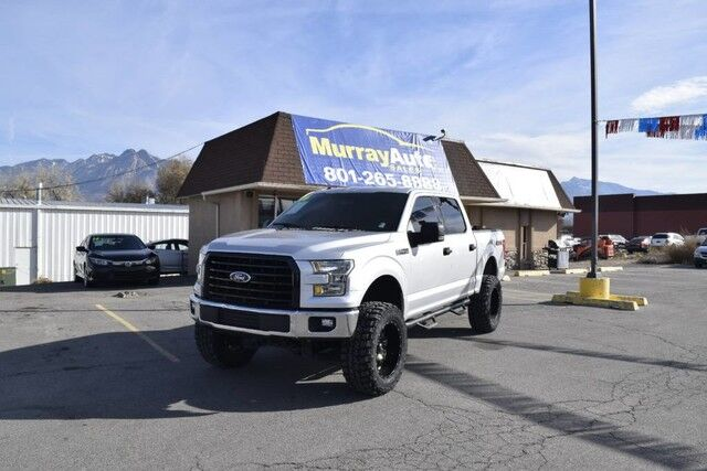 2016 Ford F-150 XLT Murray UT