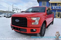 2016_Ford_F-150_XLT / Sport Appearance Pkg / 4X4 / Crew Cab / Auto Start / Power & Heated Seats / Bluetooth / Back Up Camera / Park Assist Sensors / Power Adjustable Pedals / Bed Liner / Tow Pkg / Block Heater / 1-Owner_ Anchorage AK